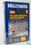 Walthers Cornerstone 933-3788 Williams Industrial Electric Kit